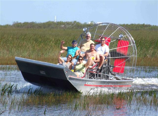Air Boats Everglades Outdoor Adventures For Fishing