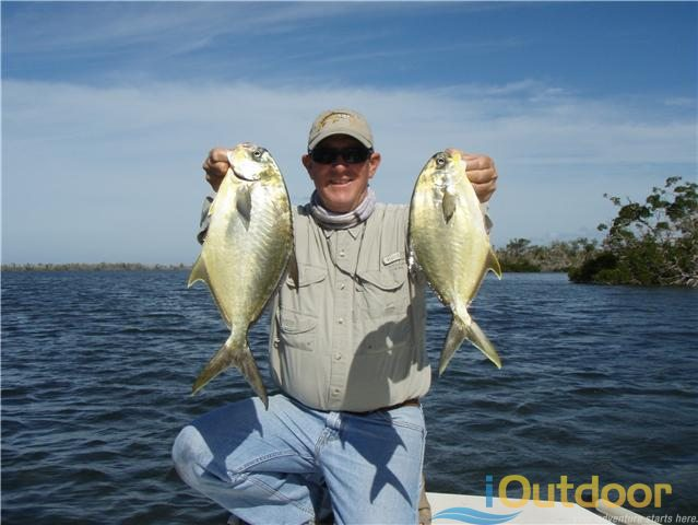 Pompano fishing outdoor adventures for fishing sport for Cape coral fishing report