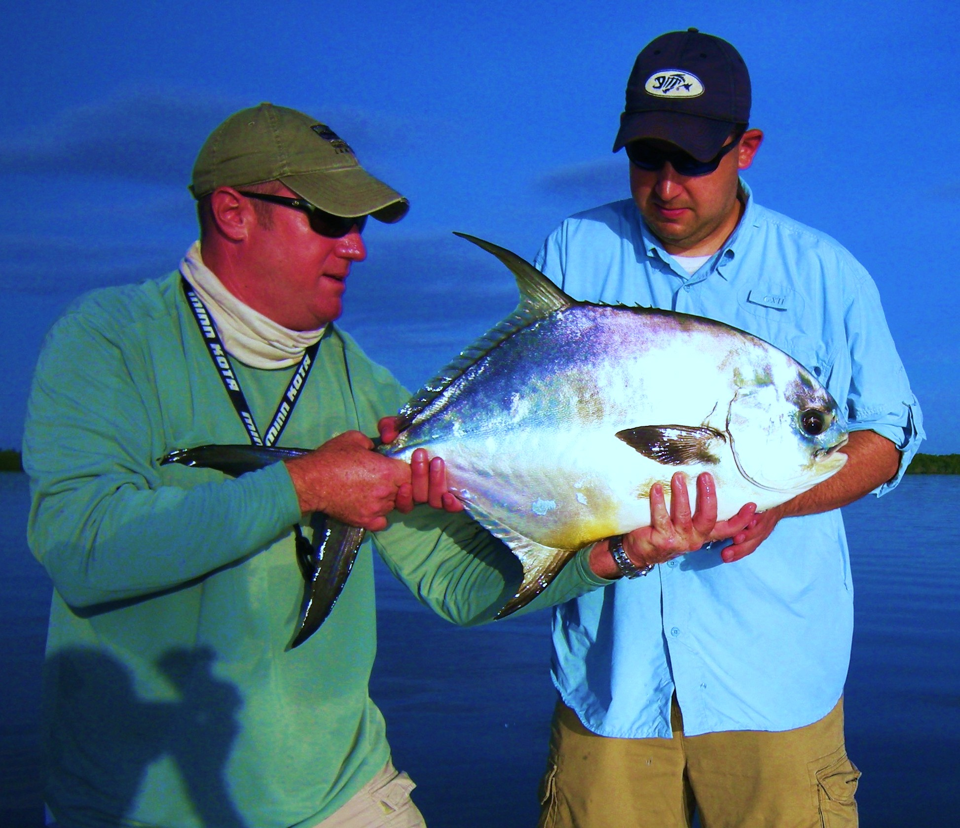 South florida outdoor adventures for fishing sport for Vero beach fishing report